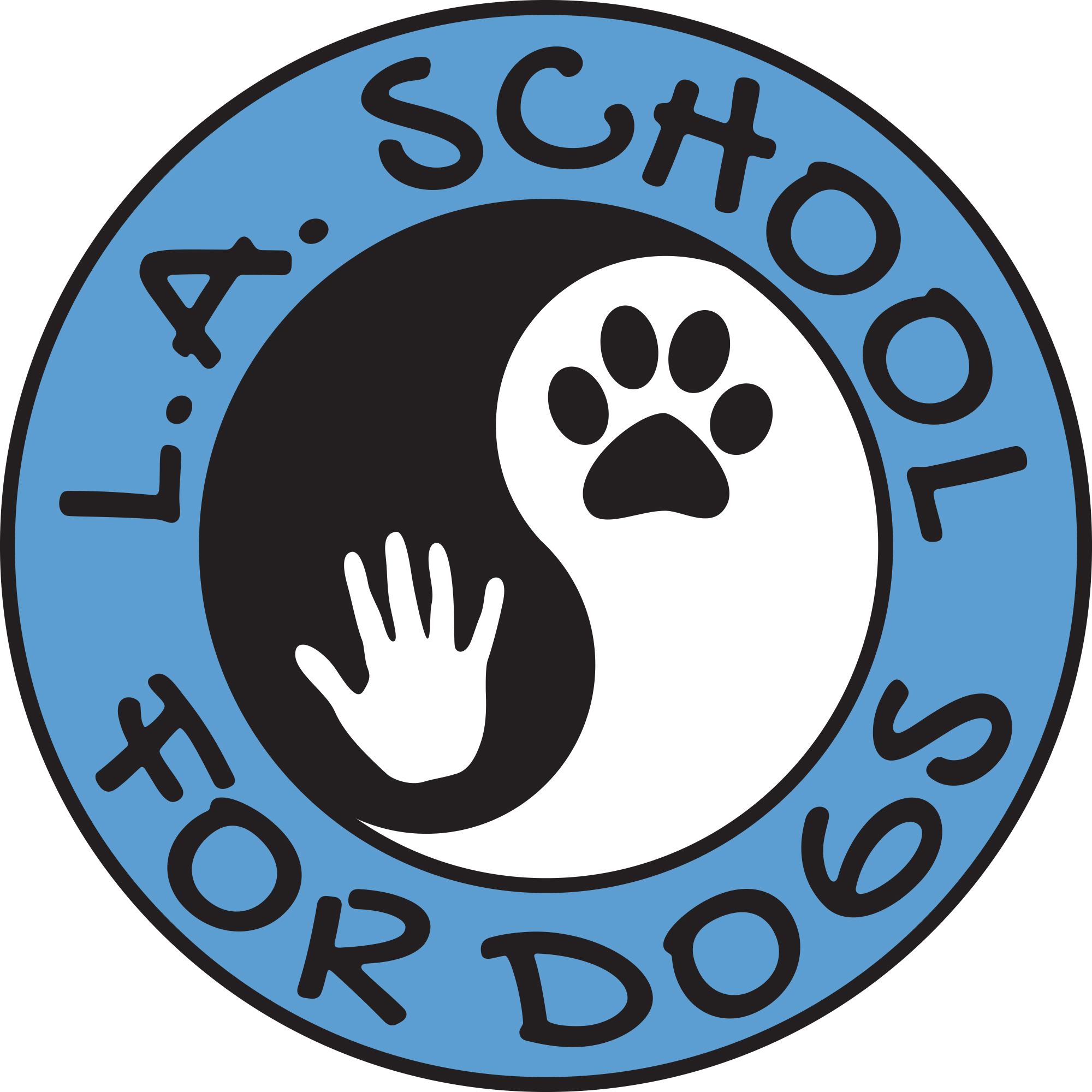 L.A. School for Dogs